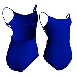 Adult Camisole Leotard with Low Back