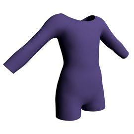 Body Danza a Pantaloncino PTX205