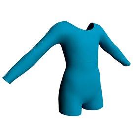 Body Danza a Pantaloncino PTX228