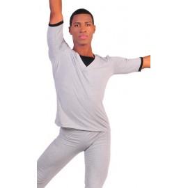 Maglia per danza uomo bambino M905T