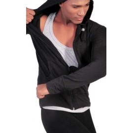 Felpa con cappuccio per danza M907