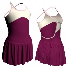 Skirted Camisole Ballet Leotard