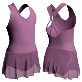 Ballet Leotard with Skirt GTX201