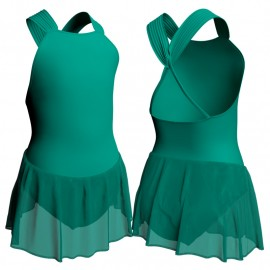 Ballet Leotard with Skirt GTX207
