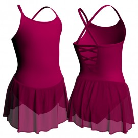 Ballet Leotard with Skirt GTX209