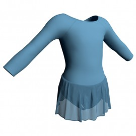 Ballet Leotard with Skirt GTX205