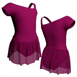 Ballet Leotard with Skirt GTX217