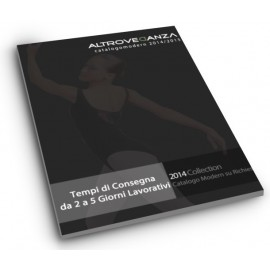Catalogo Abbigliamento Danza Moderna, Tute, Gonnellini, Accessori