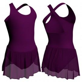 Ballet Leotard with Skirt GTX221