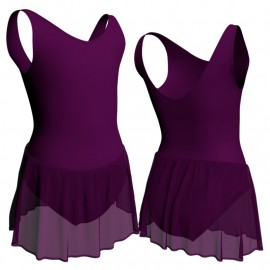 Ballet Leotard with Skirt GTX220