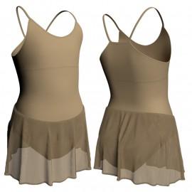 Ballet Leotard with Skirt GTX229